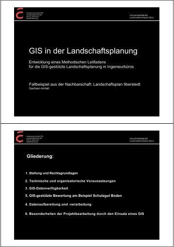 GIS-LP-Ilberstedt - Hochschule Anhalt