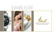 Broschüre hier online durchblättern (5MB) - Juwelier Heuel St ...