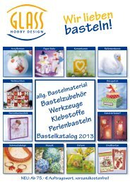 Teil 9 - Glass Hobby Design