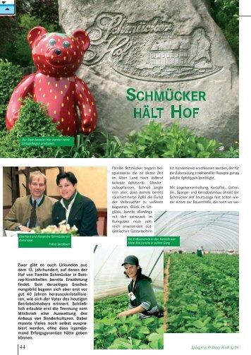 casado sarl - Schmücker Hof