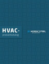HVAC-produktbrosjyre