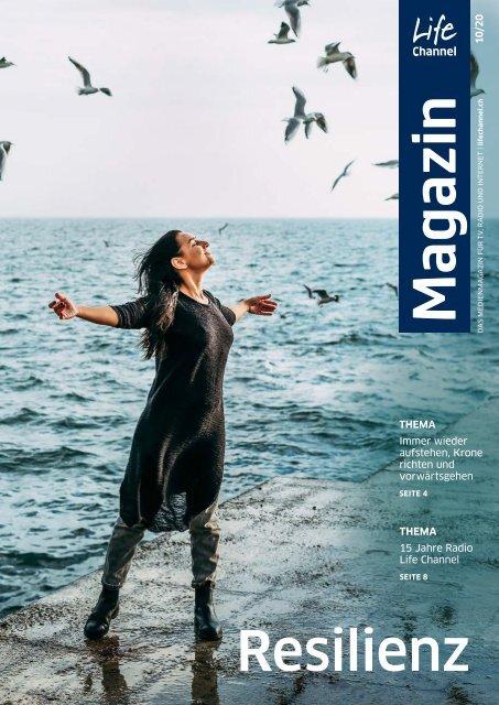 Life Channel Magazin Oktober 2020