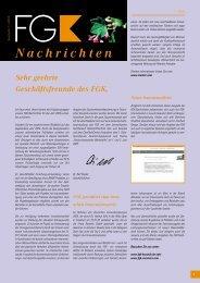 Nachrichten - Forschungsinstitut für Anorganische Werkstoffe Glas ...