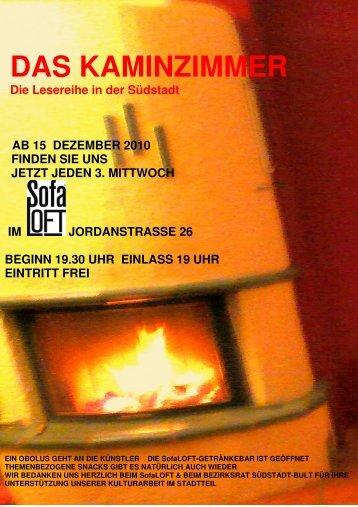 Mittwoch - 15. Dezember 2010 - Sal(l)on 17