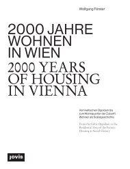 2000 Jahre Wohnen in Wien_Musterseiten