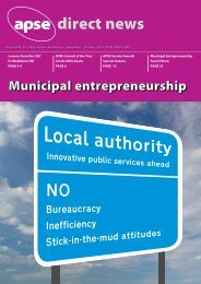 Read this edition online - Association for Public Service Excellence