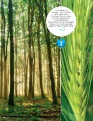 nachhaltig leben. Wir erklä - Austria Bio Garantie