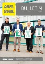 ASFL SVBL Bulletin 2020/3