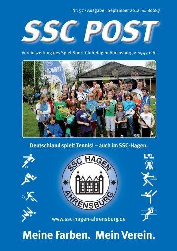 vorstand - Spiel Sport Club Hagen Ahrensburg