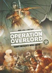Operation Overlord 1: Kampf Um Sainte-Mère-Église (Leseprobe) YDOVER001