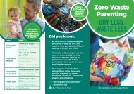 Zero Waste Parenting Guide