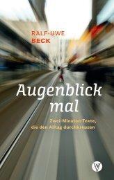 60574_Beck_Augenblick_mal_Leseprobe