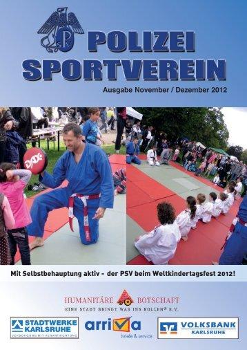 PSV - Polizeisportverein Karlsruhe e.V.