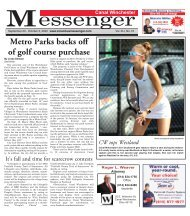 Canal Winchester Messenger - September 20th, 2020