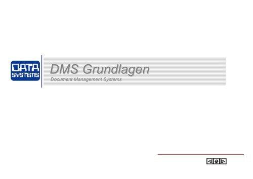 DMS Grundlagen - DATA SYSTEMS