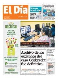 Edición impresa 22-09-2020