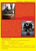 Samstag, 4. August, ab 20 Uhr - Kulturverein Schneverdingen eV - Page 3