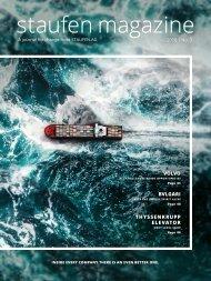 staufen magazine 2020 | No.3