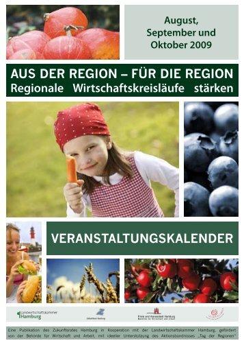 AUS DER REGION - Landwirtschaftskammer Hamburg