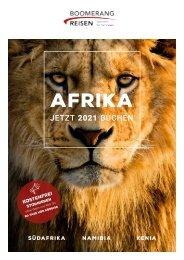 Afrika Broschüre 20/21
