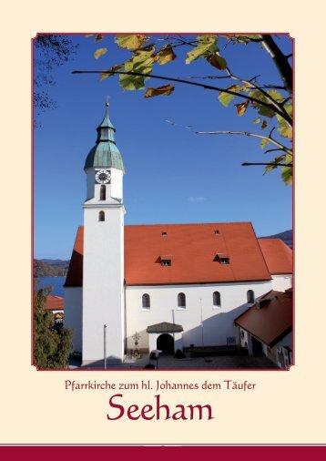 Seeham Seeham - Erzdiözese Salzburg
