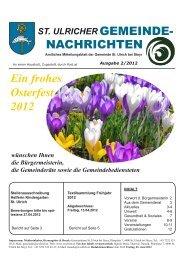 (6,66 MB) - .PDF - St. Ulrich bei Steyr