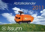 Abfallkalender - Issum