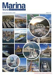 2020 September October Marina World