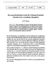 Die zentralasiatischen Arten der Gattung Eocarterus STICHEL (COI ...