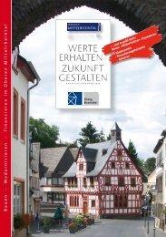 "Partner der ""Initiative Baukultur im Welterbe Oberes ... - LBS"