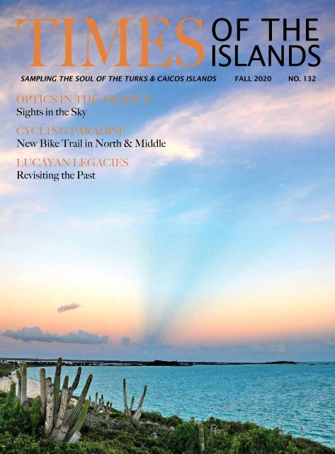 Times of the Islands Fall 2020