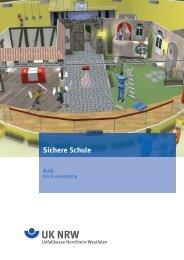 Sichere Schule - Aula - Bau & Ausstattung