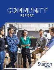 Community Report 2020