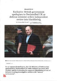 2020 Sept 22 Blacklisted hacked blocked-to-Cressida Dick blocked by Ben Wallace CCShiner SussexPCC mum-undemined 20p
