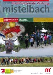 Gemeindezeitung 2009/4 (9,59 MB) - Mistelbach
