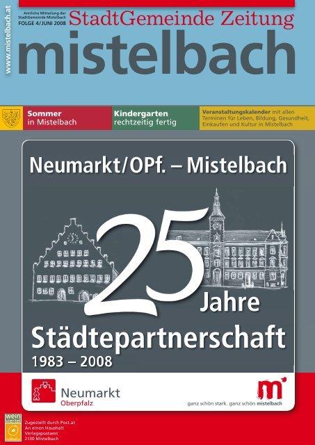 VORWORT - Mistelbach