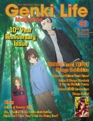 Genki Life Magazine 41 - Autumn 2020