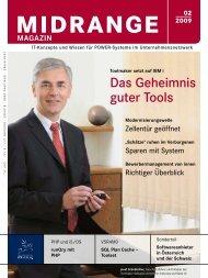 Das Geheimnis guter Tools - Midrange Magazin