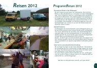 Reisen 2012
