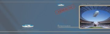 """Reiserouten """"Einen Traum erleben"""" - Zeppelin Europe Tours"""