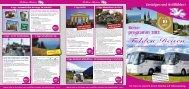 Reiseprogramm 2012 - Felden Reisen
