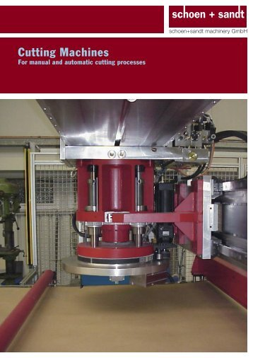 Cutting Machines - Harrell Machinery Sales