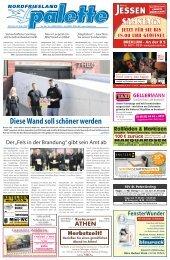 Nordfriesland Palette 39 2020