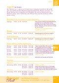 Specials - Tanzschule Dorner - Seite 7