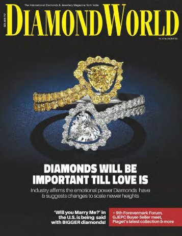 Diamond World (DW) July - August 2020