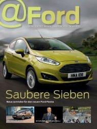 Saubere Sieben - Ford