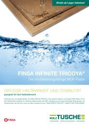 FINSA INFINITE TRICOYA®