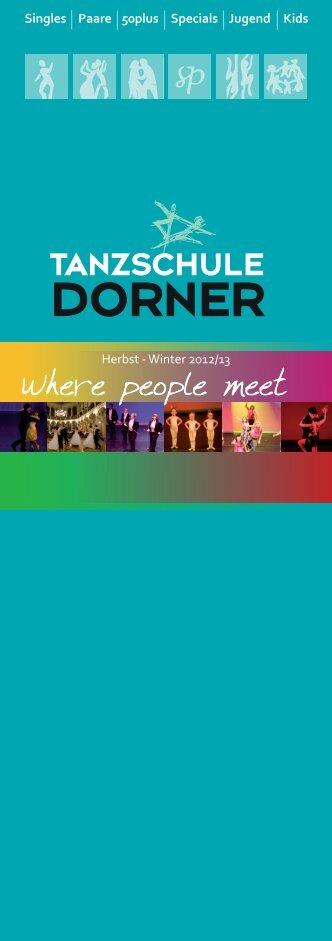 Dorner Club - Tanzschule Dorner
