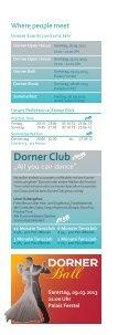 Dorner Club - Tanzschule Dorner - Seite 2