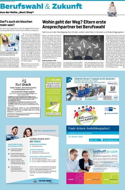 2020/39 - Berufswahl und Zukunft - ET: 23.09.2020